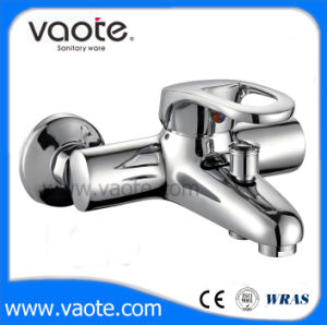 Brass Body Bathroom Shower Mixer Faucet (VT11001) pictures & photos