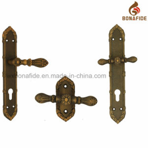 Classical Zinc Alloy Door Lock Handle pictures & photos