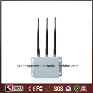 Wall Mounted Cell Phone Jammer 20 Meters pictures & photos