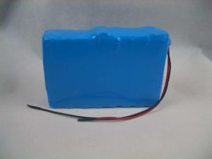 High Performance LiFePO4 Rechargeable 26650 9.6V 6ah Battery Pack pictures & photos