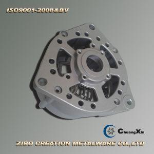 Customized Aluminum Casting Alternator Housing ADC12 Die Casting Parts pictures & photos