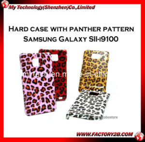 Hard Case With Panther Pattern for Samsung Galaxy Sii-I9100