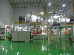 SMS PP Spunbond Nonwoven Fabric Machine Ty-SMS SMMS 1.6m 2.4m3.2m pictures & photos
