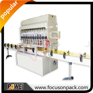 Battery Acid Bleach Liquid Soap Filling Machine pictures & photos