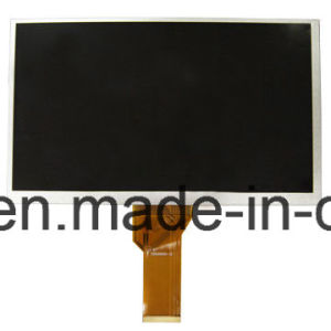 Lvds 50pin 10.1 Inch 1024X600 TFT LCD Display for Doorphone pictures & photos