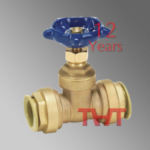 Brass Hard Seat Small Gate Valve pictures & photos