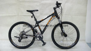"Bike,26""Tusheng, Hydraulic Disc-Brake, Mountain Bike with Shimano 24s pictures & photos"