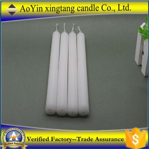 Aoyin 75g Big White Candle/Candle Wax/Cheap White Candle pictures & photos