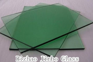 4-19mm Clear/Colored Flat Tempered Glass for Building with CCC/ISO/CE pictures & photos