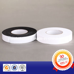 Double Side Foam Tape Black and White Color pictures & photos