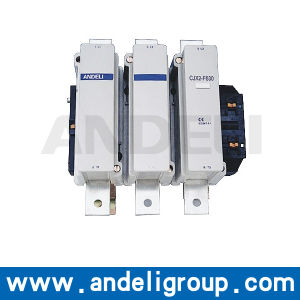 Cjx2-F Types of AC Magnetic Contactor (CJX2-F630) pictures & photos