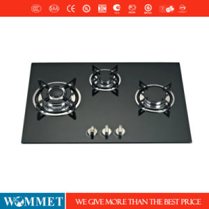 60cm Built-In Hob with 3 Burners