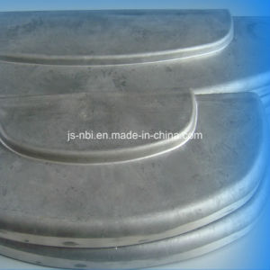 Aluminum High Pressure Casting for LED Industry with Brushing Edge pictures & photos