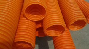 Plastic Machine of Corrugated Pipe Production Line pictures & photos