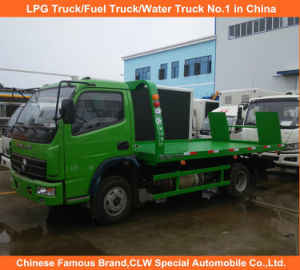 Low Price Dongfeng 4*2 Road Wrecker for Hot Sell pictures & photos