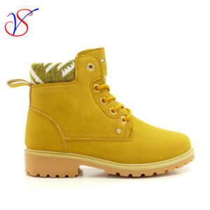 2017 New Injection Men Women Safety Working Work Boots Shoes (SVWK-1609-009 TAN)