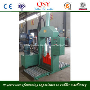 Rubber Cutting Machine with ISO&CE pictures & photos