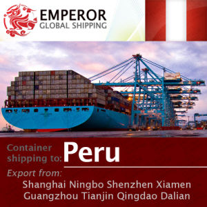 Sea Freight Shipping From China to Peru