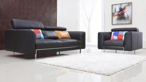 Original Modern Leather Sofa (MM3A44)