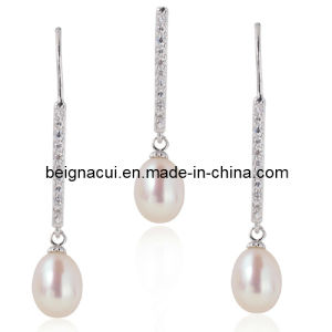 2013 Silver with Fresh Water Pearl Jewelry pictures & photos
