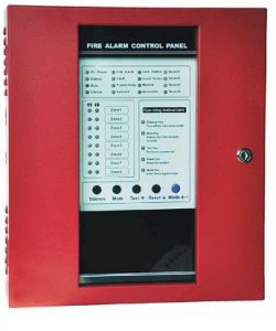 8 Zones Conventional Fire Alarm Panel Fi-1008 pictures & photos