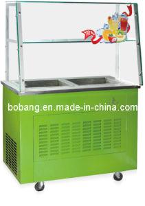Fried Ice Cream Machine CB-1600b pictures & photos