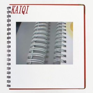 Double Loop Spiral Steel Binding Wire pictures & photos