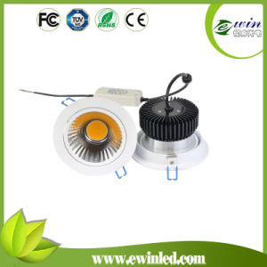 Rotatable LED Downlight with CE/RoHS/SAA/FCC Approved pictures & photos