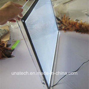 Magnetic Crystal LED Indoor Media Light Box Billboard pictures & photos