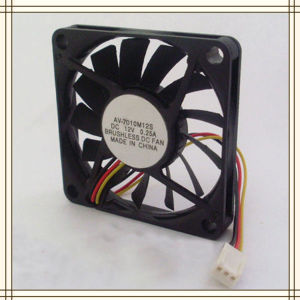 70*70*10mm 12V DC Fan Manufacture From China