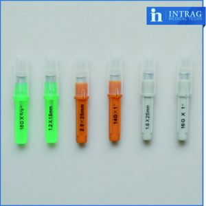 Animal Vet Hypodermic Syringe Needle pictures & photos