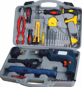 Wholesale Electric Impact 50PCS Drill Set Electrical Impact Drill Kit pictures & photos