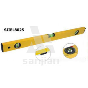 Sjie8025 Aluminium Frame Bubble Spirit Level pictures & photos