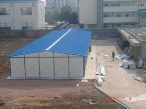 Light Steel Structure Prefabricated House pictures & photos