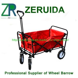 North America Folding Hand Trolley pictures & photos
