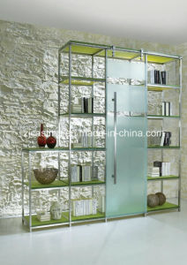 Buffer Glass Door Hardware (LS-SDS-628) pictures & photos