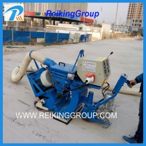 Mobile Surface Shot Blasting Cleaning Machine to Blast Concrete Road Surface and Steel Plate pictures & photos