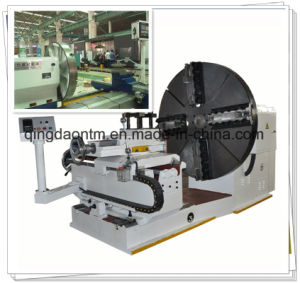 Heavy Duty Horizontal CNC Lathe Machine for Tire Mold pictures & photos