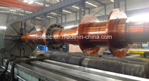 Mining Hoist Drive Forged Shaft pictures & photos
