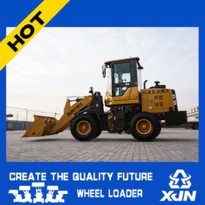 New Model Zl12 Small Loader with Skid Quick Coupler pictures & photos