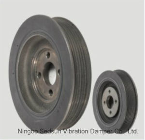 Crankshaft Pulley / Torsional Vibration Damper for Peugeot 0515. H3 pictures & photos