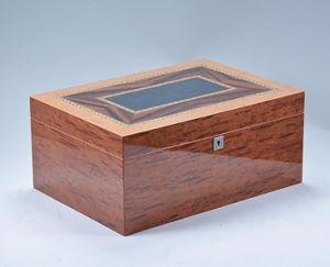 High-Quality Camphorwood Cigar Humidor Box pictures & photos