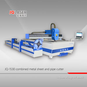 Factory Price Fiber Laser Cutting Machine Sheet Pipe Cutter pictures & photos