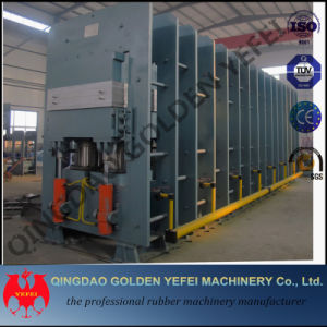 Rubber Plate Vulcanizing Press Vulcanizer Rubber Machinery pictures & photos