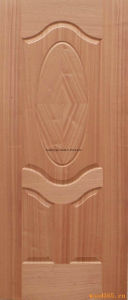 Door Skin /Oak/Ash/Sapeli Venner pictures & photos