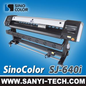 Sinocolor Sj-640I Large Format Printing Machine with Dx7 Head pictures & photos