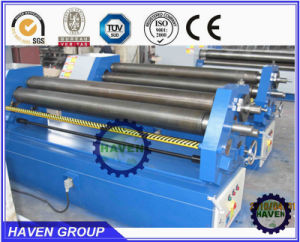 W11F-4X2000 Asymmetrical Mechanical Type Bending and Rolling Machine pictures & photos