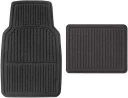 Non-Slip Car Flooring Mats, Professional Fabric PVC Back Car Mats pictures & photos