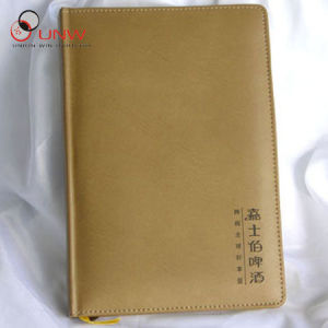 Leather Cover Bulk Spiral Notebooks (UNW-UV-61)