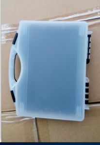 Transparent Plastic File Box /Art Box/Tool Box (SF-G563) pictures & photos